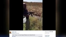 Revealed- Video of Possible Shooter in Deadly Kansas Massacre