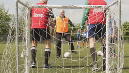 Walking Football, Slow-Paced Soccer for Seniors