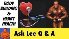 Bodybuilding And Heart Health - Staying Healthy While Bulking Up