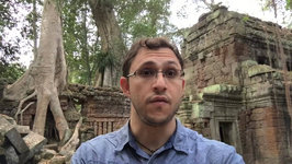 A Quick Update From Inside Angkor Wat's Temple Complex (Cambodia)