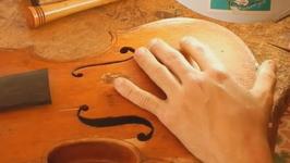 Faith in music restored - Free violin repair workshops