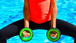 Head to Toe Strengthening Workout with Dumbbells - 14 min