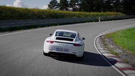 Porsche 911 Carrera GTS Digital press conference