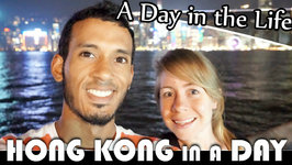 Hong Kong In A Day - Daily Travel Vlog (ADITL EP 107)