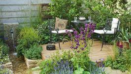 How To Style A Small Garden