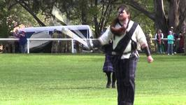 Scottish Highland Games At Brigadoon, Bundanoon, NSW, Australia