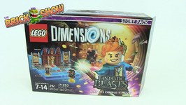 LEGO Dimensions Fantastic Beasts Story Pack UNBOXING  Review