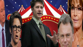 Liberal  Conservative Media Circus with David Pakman