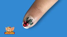 Nail Art - Cherry