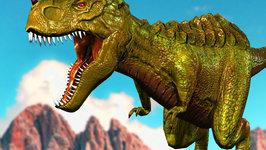 Finger Family Dinosaur Family Rhymes  Animals Cartoon Finger Family Rhymes for Children
