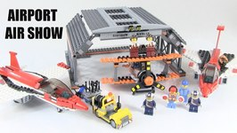 LEGO City Airport Air Show Review - LEGO 60103