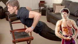 GET FIT WHERE YOU SIT - Chair Exercises