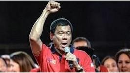 Duterte - Philippines' Donald Trump - Wins Election