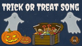 Trick or Treat Song - Halloween Songs for Kids Video by The ...