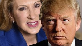 Carly Fiorina Jumps to No. 2 Behind Donald Trump
