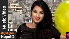 Dating Jauna - New Nepali Morden Song 2017/ 2073 - Bibek Lama - Two Drops