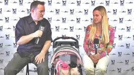 Moment With An Insider - BlogPaws Edition - Priscilla and Poppleton - Social Media Pig Superstars