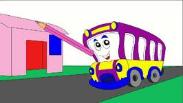 Coloring Books For Children  Bus  Cartoons or Kids, Play Demo