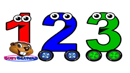 Numbers Chant - Chant the Numbers - Teach Baby English - Learn to Count - Counting Practice