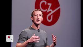 Facebook's Mark Zuckerberg Defends Peter Thiel's Trump Support