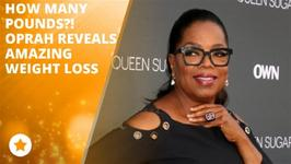 Oprah Reveals The Secret Behind Her Weight Loss