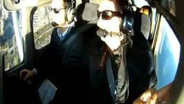 Flight Over Toronto