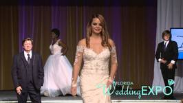 Florida Wedding Expo Fashion Show-Tampa - Brides by Demetrios Jan 16