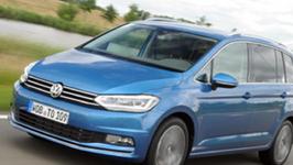 Test: Volkswagen Touran  bigger and sharper