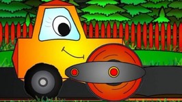 Build, Play And Learn  Road Roller
