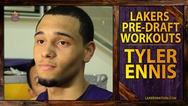 Lakers Pre-Draft Workouts: Tyler Ennis
