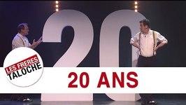 Les frres Taloche - Introduction 20 ans  Bobino
