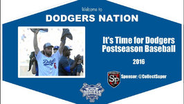 Dodgers Nation Highlights -  2016 Journey to the Postseason