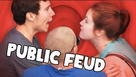 Public Feud Prank - SHFTY Pranks with Brandon Calvillo and Allegra Masters