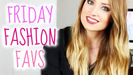 Friday Fashion Favs