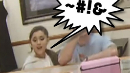Ariana Grande Hates America and Licks Doughnuts