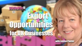 Export Opportunities For UK Businesses BCL160