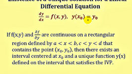 Find Two Solutions to a First Order Initial Value Problem