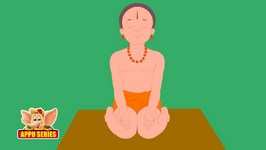 Learn Yoga - Virasana