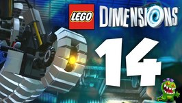 LEGO Dimensions Gameplay 14 - GLaD to See You Portal 2 Level