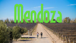 A Bicycle Winery Tour In Mendoza, Argentina