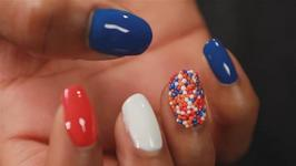 How to Paint Your Nails With a Beaded Finish