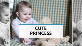 Duchess Kate takes cute snaps of baby Charlotte