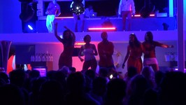Club Med Belek, Red And White Party, Turkey