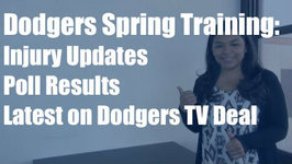 Dodgers Spring Training: Latest on Dodgers TV Deal, Injury Updates and More