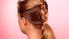 Hair With Hollie - Sporty Ponytail