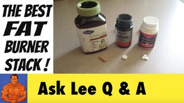 My Favorite FAT Burner Supplement Stack That Really Works