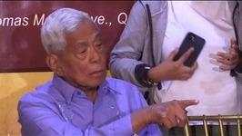 Nene pimentel on digong's term extension: no!