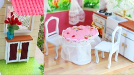 how to build miniature furniture. DIY MINIATURE DOLLHOUSE FURNIT. How To Build Miniature Furniture I