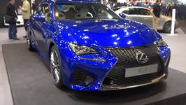 Highlights of Madrid Motor Show 2014