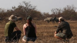 Africa on Foot - Klaserie Private Nature Reserve, South Africa